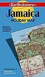 Jamaica: 4 miles: 1 inch (Bartholomew Holiday Map)