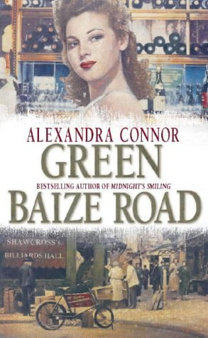 book cover of Green Baize Road