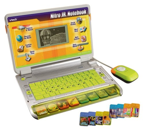 Spiksplinternieuw Buy Vtech 80-74400 Nitro Jr Notebook Online at Low Prices in India NU-68