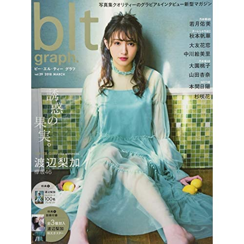 blt graph. Vol.29 表紙画像