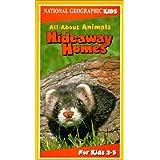 National Geo.Kids:Hideaway Hom