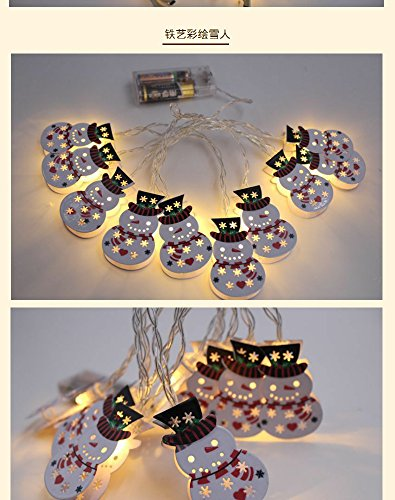 Snowman Led Path Lights in US - 8