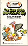 The Case of the Snowbound Spy, E. W. Hildick, 0671418696