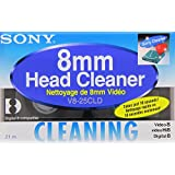 V8-25cl Dry 8mm Video Head Cleaner