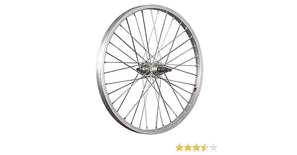 Taylor-Wheels 20 Pulgadas Rueda Trasera Bici para piñón de Rosca ...