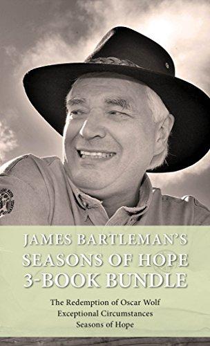 book cover of James Bartleman\'s Seasons of Hope 3-Book Bundle