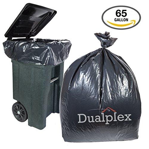 65 gallon trash liner - 3