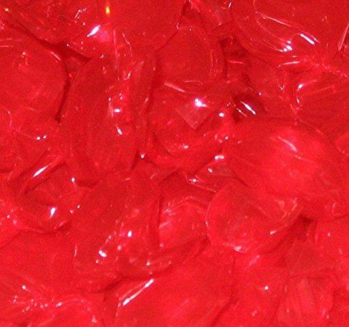 Ferrara Cinnamon Discs Hard Candy, 25 Pound Bulk Candy Bag