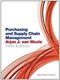 img - for Purchasing and Supply Chain Management: Analysis, Strategy, Planning and Practice by Arjan Van Weele (9-Dec-2009) Paperback book / textbook / text book