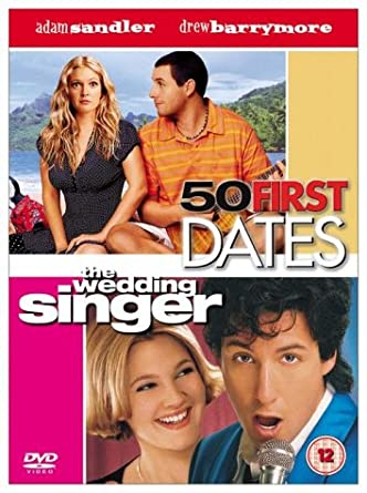 Amazon The Wedding Singer Adam Sandler Drew Barrymore Rob