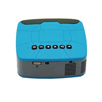 Amazon.com: JJJ Portable Projector Mini Projectors USB HDMI ...