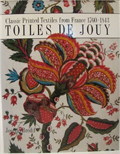 Book Toiles de Jouy: Classical Printed Textiles from France, 1760-1843