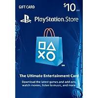 $10 PlayStation Store Gift Card - PS3/ PS4/ PS Vita...