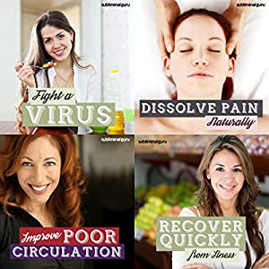 Healthy Body Subliminal Messages Bundle Speech