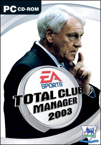 Amazon Com Ea Sports Total Club Manager 2004 Video Games