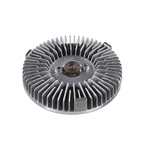 A-Premium Engine Cooling Fan Clutch for Chevrolet C/K 1500 2500 3500 Astro Caprice Tahoe S10 G10 GMC Jimmy Cadillac Buick Am General