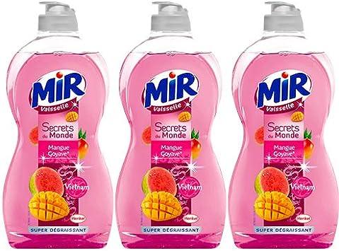 Mir - Lavavajillas líquido Secretos del mundo Vietnam mango y ...