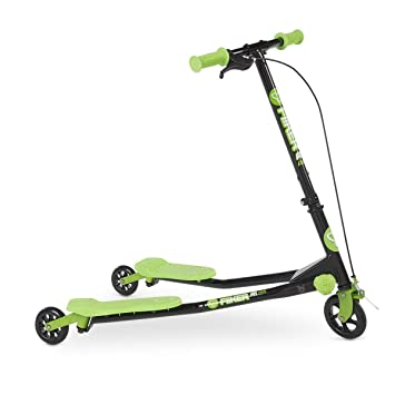 YVolution Kids y Fliker A1 Air-Innovative 3 Ruedas Scooter