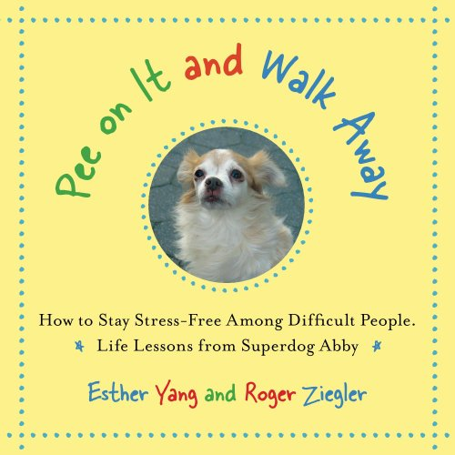 Pee Walk Away Stress Free Difficult ebook product image