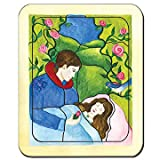 Wooden Fairytale Puzzle - Sleeping Beauty