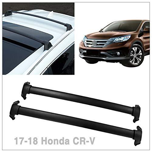 (Autoxrun Universal Car Top Luggage Cross Bars Roof Rack Fit Honda CRV 2017 2018)