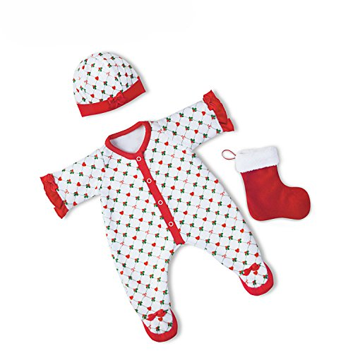 The Ashton-Drake Galleries Holiday Pajamas Baby Doll Accessories for So Truly Mine Baby Doll by