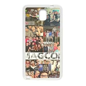 Magcon Phone Case for Samsung Galaxy Note3 Case