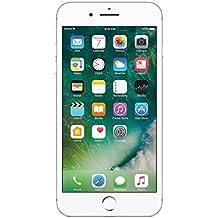 Apple iPhone 7 Plus, GSM Unlocked, 32GB - Silver (Certified Refurbished)