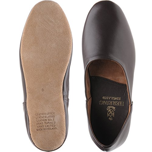 Herring  Herring Baron, Chaussons pour homme bleu Wine Calf
