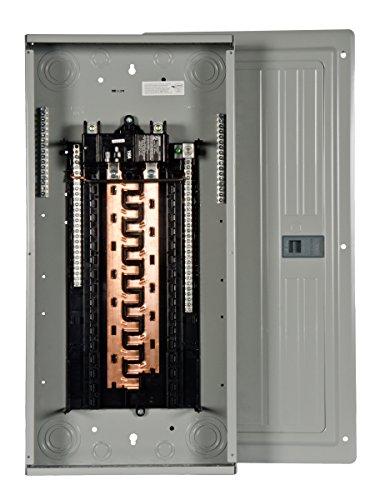 Amp Main Breaker Panel (P3030B1150CU 150-Amp 30-Space 30-Circuit Main Breaker Load Center)