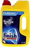 1 x Finish Dishwashing Powder Lemon Concentrate 2kg