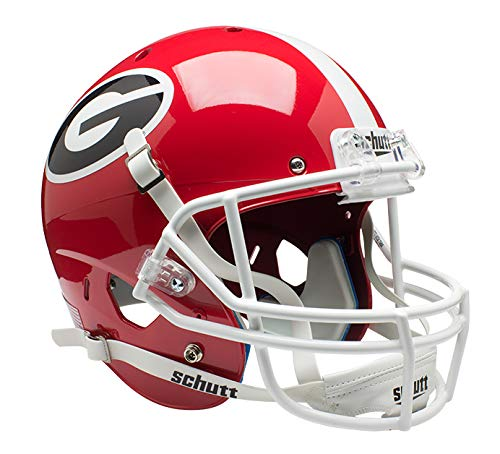 Schutt NCAA Replica XP Football Helmet, Georgia Bulldogs