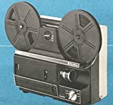 Bell and Howell Dual Super 8MM & 8MM Movie Projector (Type III)