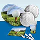 Shindigz Golf Party Basic Party Pack