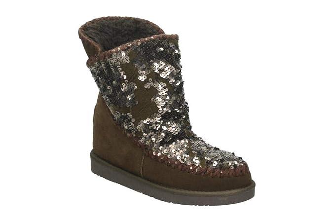 36 46460 Marron Amazon Y Zapatos es Gioseppo Talla Complementos FtBAqPw