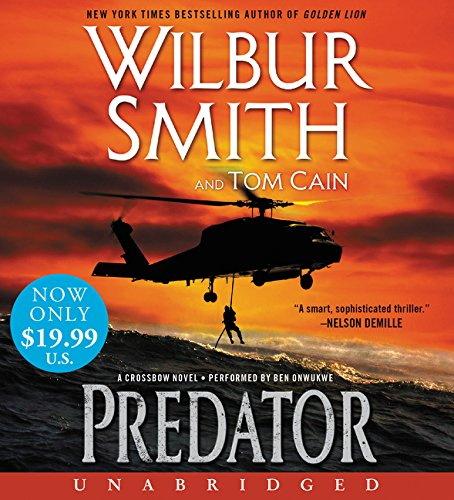 Predator Low Price CD: A Crossbow Novel by HarperAudio