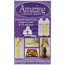 Amazing Casting Products Alumilite Resin, 16-Ounce
