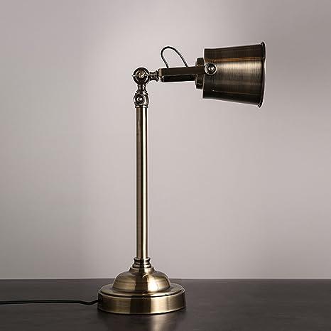 SF- American Estilo Industrial Lámpara De Hierro Lámpara De ...