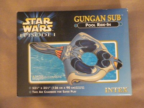 (Star Wars Episode I: Gungan Sub Pool Ride-In)