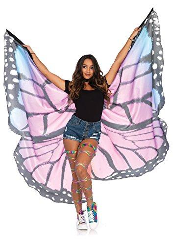 Festival Costume (Festival Butterfly Wings Cape Costume Accessory)
