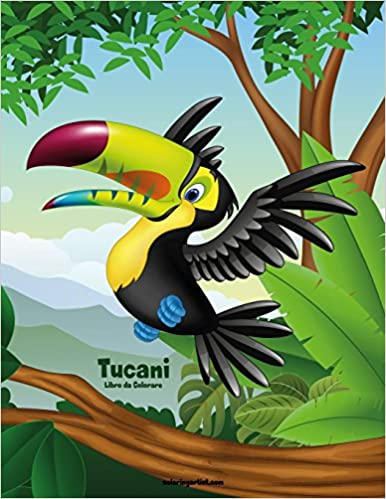 Libros Descargar Tucani Libro Da Colorare 1: Volume 1 PDF Español