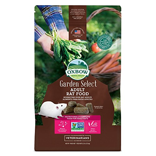 Oxbow Adult Rat – 2.5 lbs – Garden Select