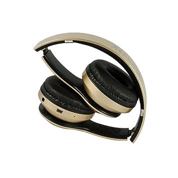 Xtreme Zurigo Auricular Bluetooth con Radio FM, Micrófono y Control, Entrada Micro SD,