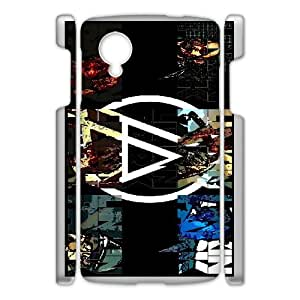 Google Nexus 5 Phone Case Printed With Linkin Park Images