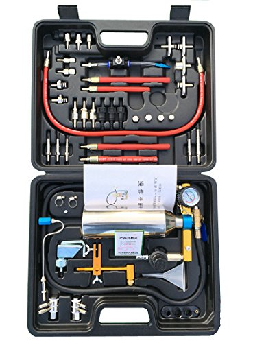 Fuel Injector Cleaner Tool Non-dismantle Catalyst Cleaner for Petrol EFI Throttle
