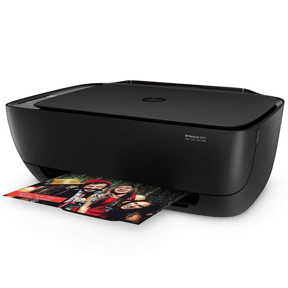 HP DeskJet 3637 All-in-One Printer - Impresora multifunción ...