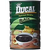 Ducal Refried Black Beans, 15oz - 2 Pack