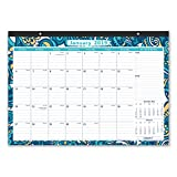 "Desk Calendar 2019, Monthly Wall Calendar, January - December, Large Writting Blocks for Planning, 17"" x 12"""