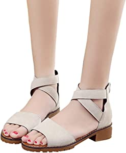 61257be55facb1 Plus Size 35-43 Rhinestone Gladiator Sandals Open Toe High Heel Sandals  Crystal Ankle Wrap Short Boot Women Shoes