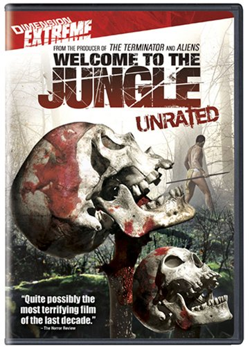 Receive to the Jungle (Unrated)